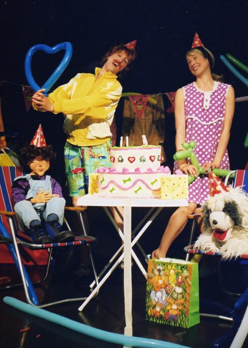 Kindertheater - diverse Spielorte