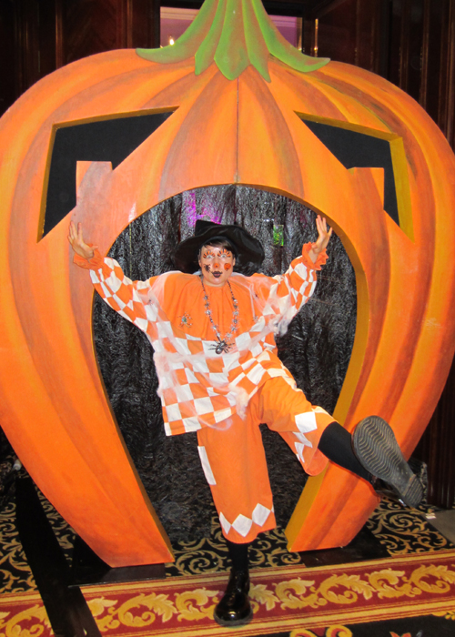Halloween im Ritz-Carlton